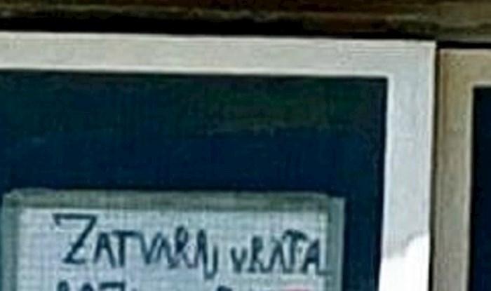 Ovakvu epidemiološku mjeru iz Dalmacije još nismo vidjeli