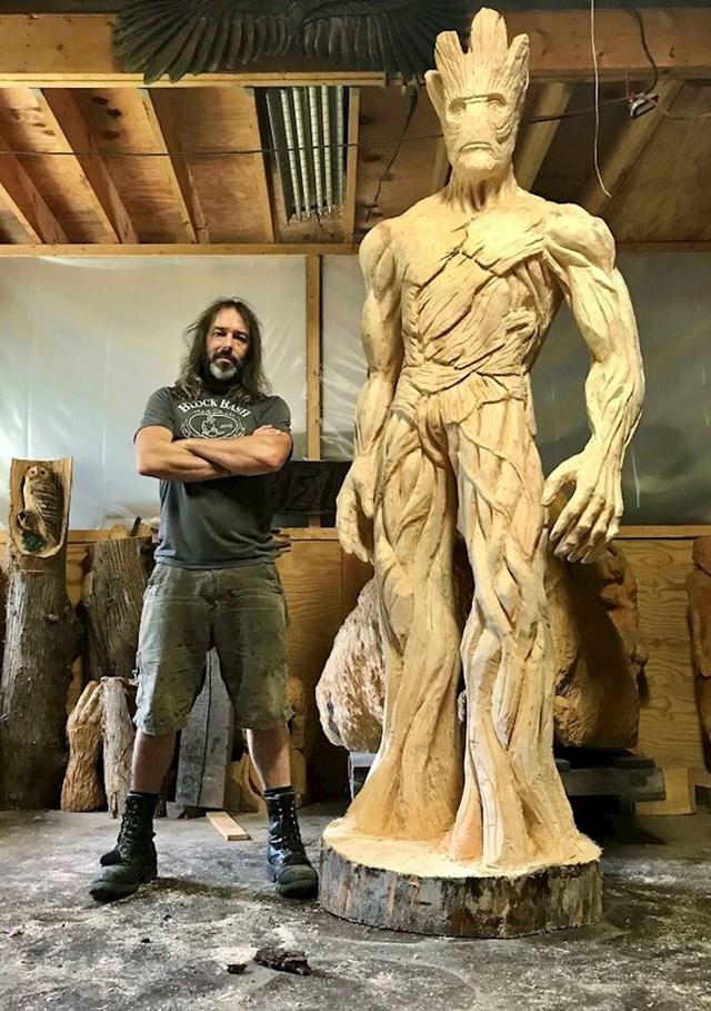 Ja sam Groot!
