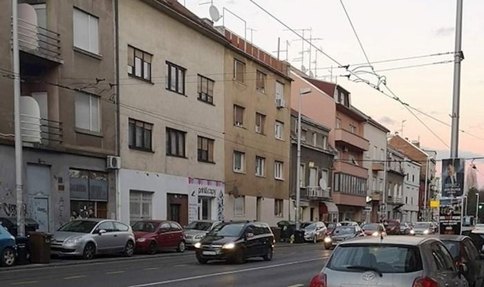 "Na zagrebačkoj Trešnjevci netko je ""parkirao"" neobično vozilo"