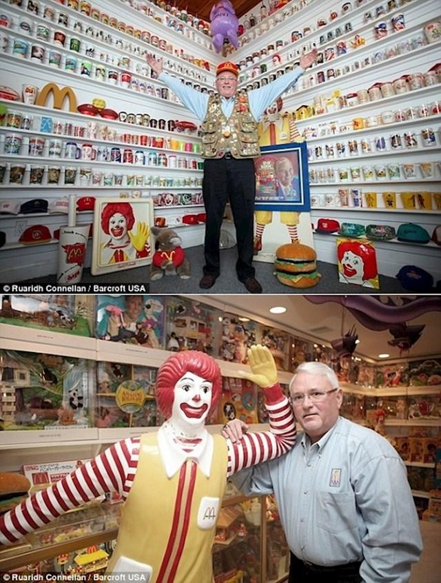 McDonald's obilježja