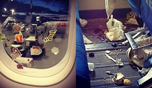 Najgori prizori iz aviona koji su zgrozili putnike i osoblje