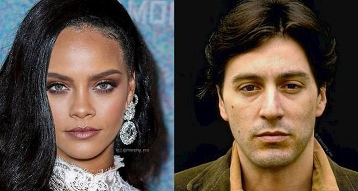Umjetnik stvara nova lica spajajući fotografije poznatih ličnosti