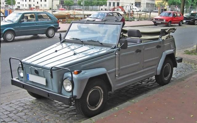 2. Volkswagen 181