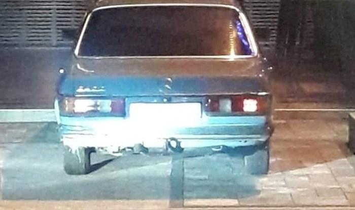 Ovaj lik dodao je svom Mercedesu jako neobične detalje, pogledajte čemu su se to svi čudili