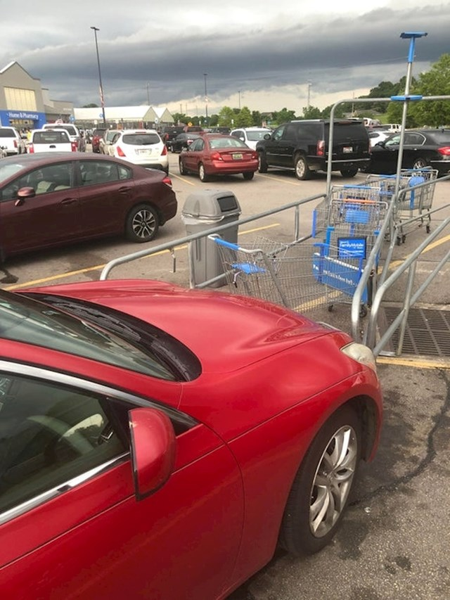 Ljudi koji parkiraju kao da su sami na svijetu