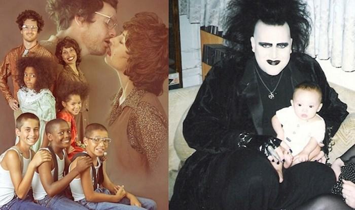 Ovaj Instagram profil prikuplja čudne obiteljske fotografije, evo neke od najsmješnijih