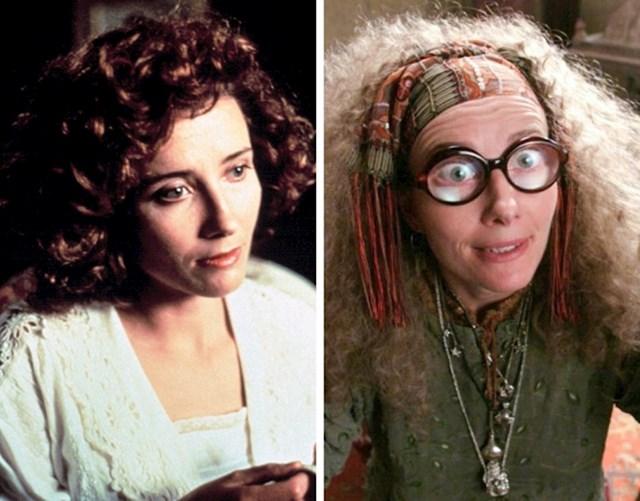 Sybill Trelawney, Emma Thompson