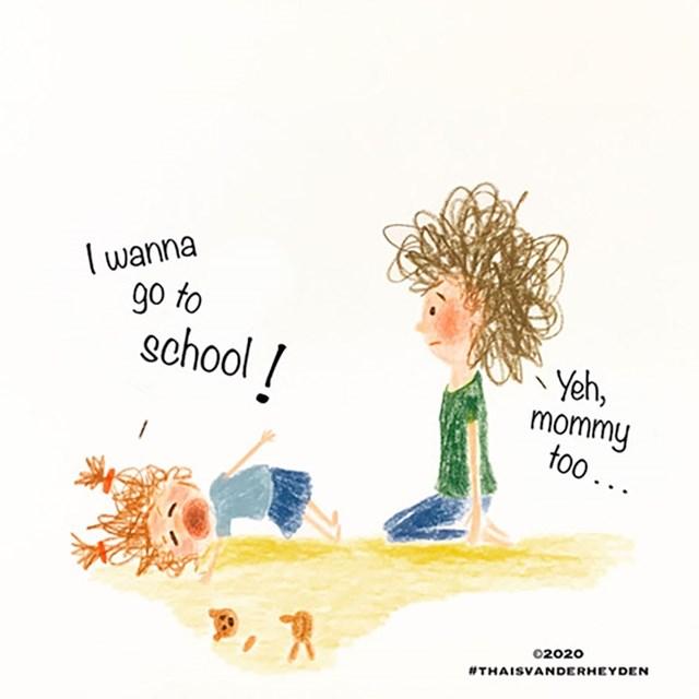 """""""Želim ići u školu! I ja želim..."""""""
