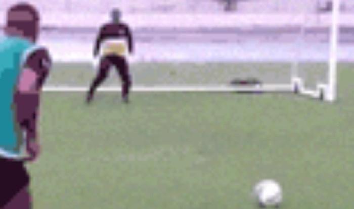 Ovaj nogometaš napravio je trik koji golman uopće nije očekivao, a kojeg će se dugo sjećati