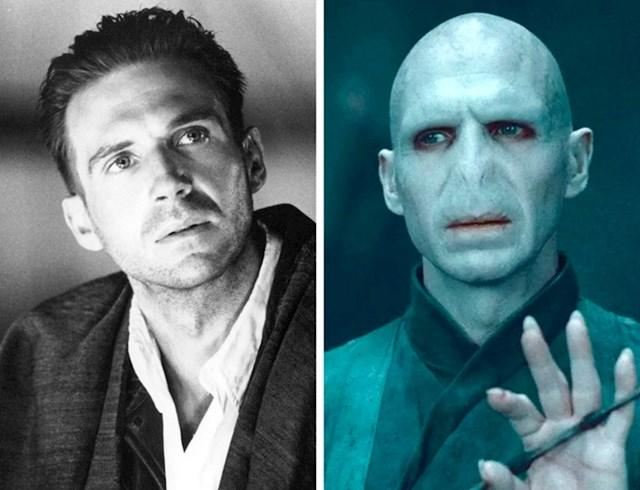 Lord Voldemort, Ralph Fiennes