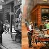 Stare fotografije New Yorka obogatio je bojama i sada izgledaju čarobno