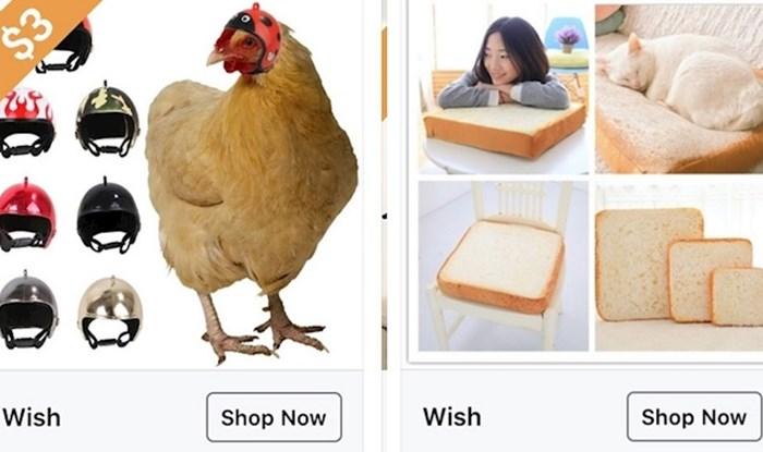 Najčudniji oglasi s Wisha koji će vam izazvati upitnike iznad glave