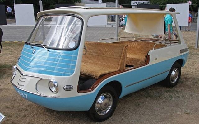 9. Fiat 600 Multipla Marinella