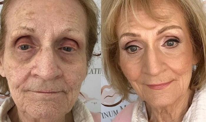 Make up transformacije koje su ovim ženama skinule godine