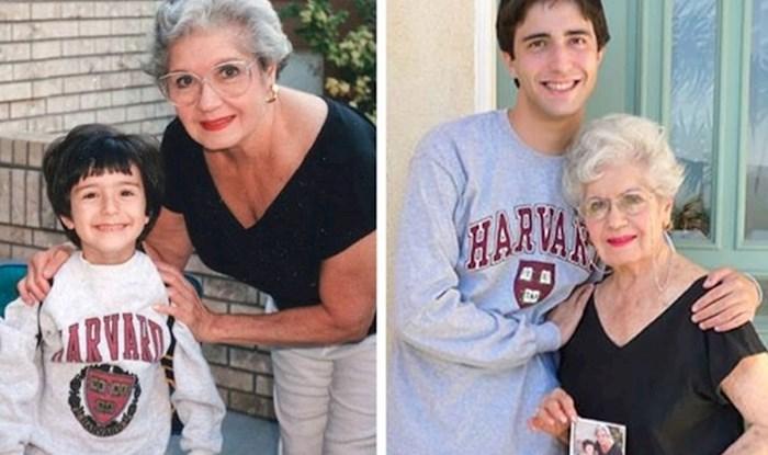 Dvadesetak ljudi koji su osvojili sva srca svojim ponovljenim fotkama iz djetinjstva