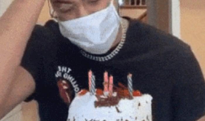 Pogledajte kako ugasiti svjećice na torti ako ovih dana imate rođendan