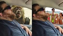 Žena je zamolila ljude da photoshopiraju sliku na kojoj njen muž spava, rezultat je urnebesan