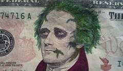 Umjetnost na novčanicama - pogledajte poznate likove s novčanica u novom ruhu