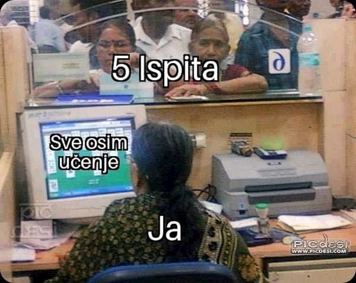 Studenti i ispiti