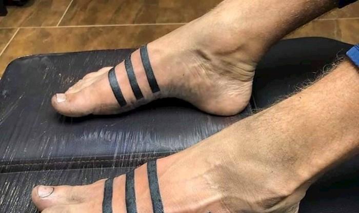 Tetovažopapuče