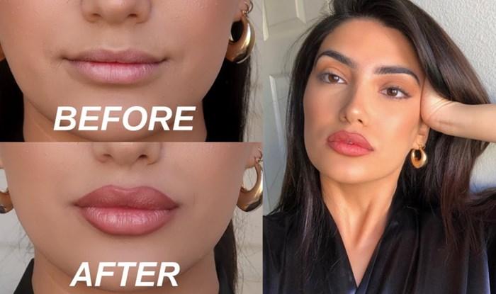 """YouTuberica je otkrila svoja 3 koraka kako """"povećati"""" usne bez ikakvih filera i operacija"""