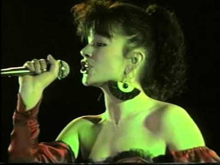 """""""Kako sada stvari stoje, postat će vrlo popularna"""" Pogledajte kako je Severina izgledala prije 30 godina!"""