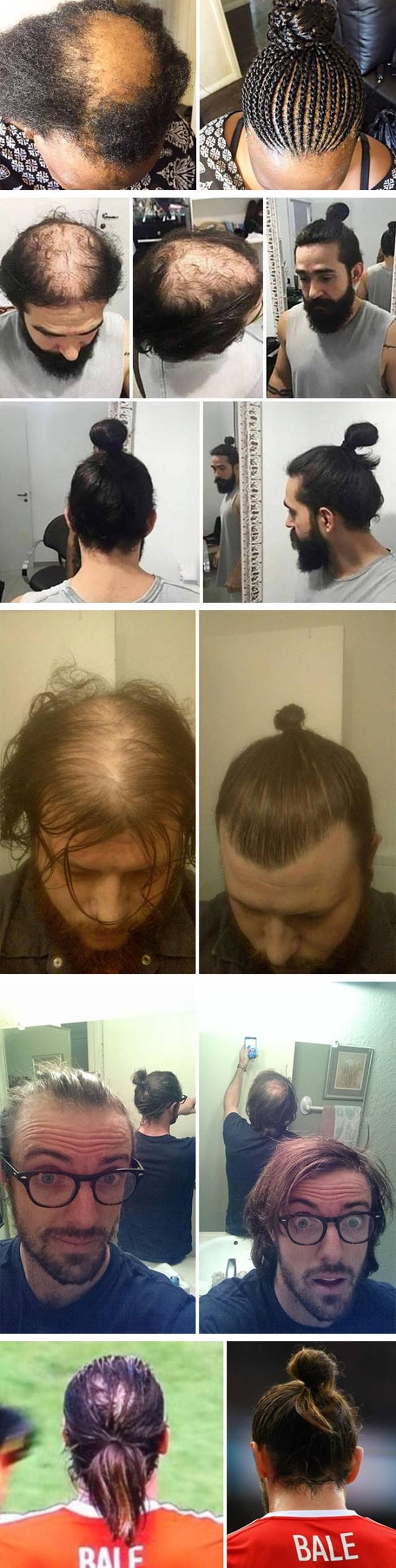 """Neki muškarci s razlogom imaju """"čudne"""" frizure, ove slike će otkriti ono što ne žele da znate"""