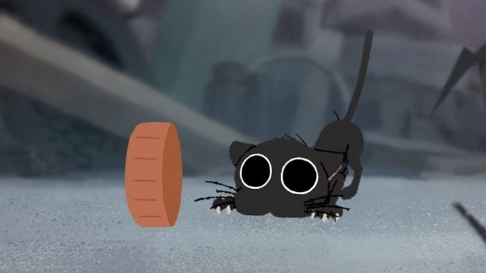 Pixarov kratki crtić o zlostavljanom psu i napuštenom mačiću rastopit će vam srce