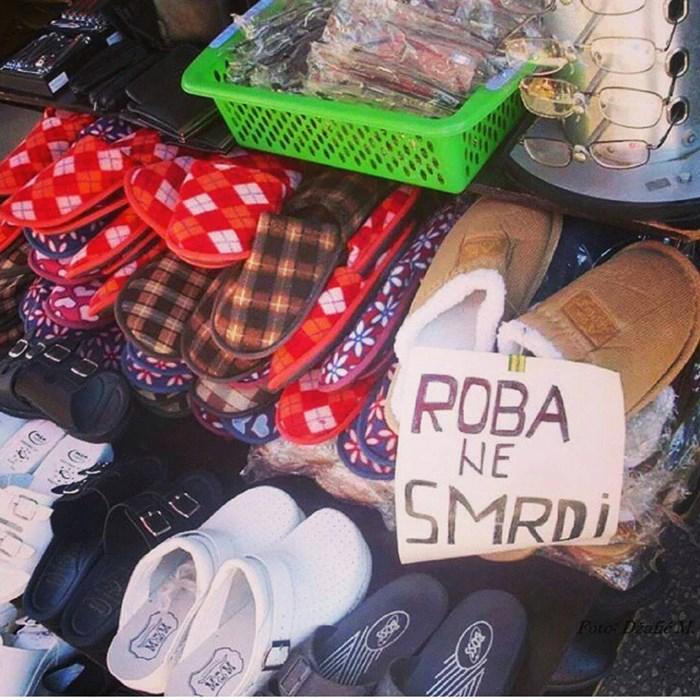 100% UVJERLJIVO Ovaj prodavač zna kako nagovoriti ljude da kupe njegovu obuću