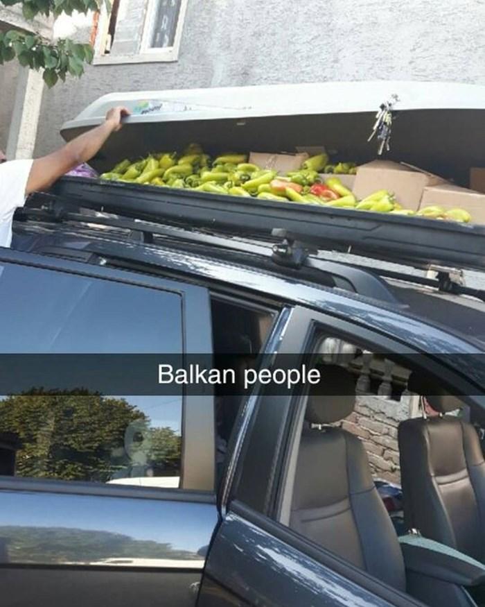 Stranac je svijetu otkrio kako Balkanci odlaze na more, mnogi će se složiti kad vide fotku