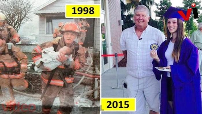Muškarac je u mlađim danima bebi spasio život, 17 godina kasnije dobio je neočekivan poziv