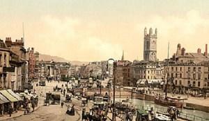7 direktnih usporedbi starih i novih fotografija pokazuje što 125 godina učini jednom gradu