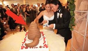 Najsmješnije scene snimljene na vjenčanjima: Evo što se dogodi kad dođe do neplaniranih problemčića