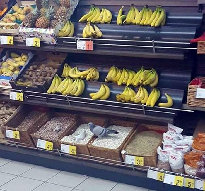Kupac je ušao u supermarket pa ugledao nešto zbog čega mu grah nije bio pretjerano privlačan