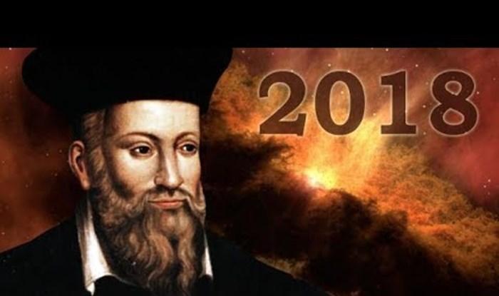 VIDEO Ovo su Nostradamusova proročanstva za 2018. godinu