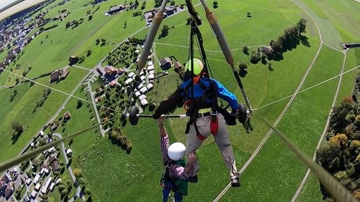 Čovjek preživio nemoguće, više od dvije minute letio neosiguran i jedva izvukao živu glavu