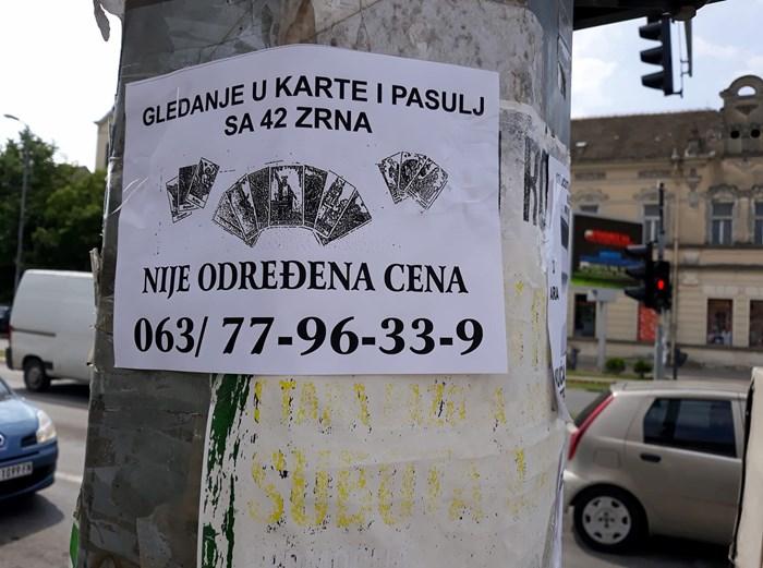 Ako nekoga zanima budućnost i nađe se u Srbiji, ima priliku saznati sve što ga zanima