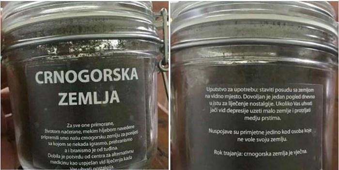 Netko se odlučio baciti u biznis i prodavati zemlju nostalgičnim Crnogorcima