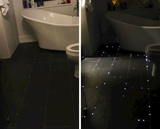 Pod kupaone sada možete pretvoriti u zvjezdanu noć