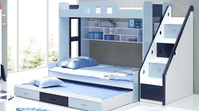 Savršeni dječji krevet na kat s kojim ćete uštedjeti prostor