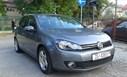 VW Golf VI 1.6 TDI BMT Edition ful-oprema-reg.godinu dana-model-2012-sivi metalik-1lak-1vl-servisna-110-tkm-kao nov-9100€