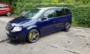 VW Touran 1.9 tdi 170 konja..alu 19**top stanje*reg 1.god
