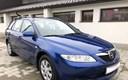 Mazda 6 Sport Combi 2,0 D TOP STANJE 120 KS - METALIC - GUME ODLIČNE 375 TKM - VELIKI SERVIS - ZA VOZIT KAONOVA - VOŽEN AUTOCESTOM - PROIZVODNJA 2005/2006