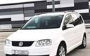 VW TOURAN 2.0TDI DSG 140KS REG GOD DANA ♦️ HIGHLINE OPREMA ♦️ SERVISIRAN