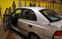 Hyundai Accent 1,3 12v 2001god servo kupljen u Splitu mala potrošnja  druga ruka