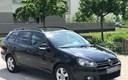 VW Golf VI Variant 1.6 TDI reg1mj MAGLENKE KOZNI VOLAN NASLON ZA RUKU ALU16 TOP STANJE