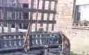 Prikolica za prijevoz sijena ili rolo bala